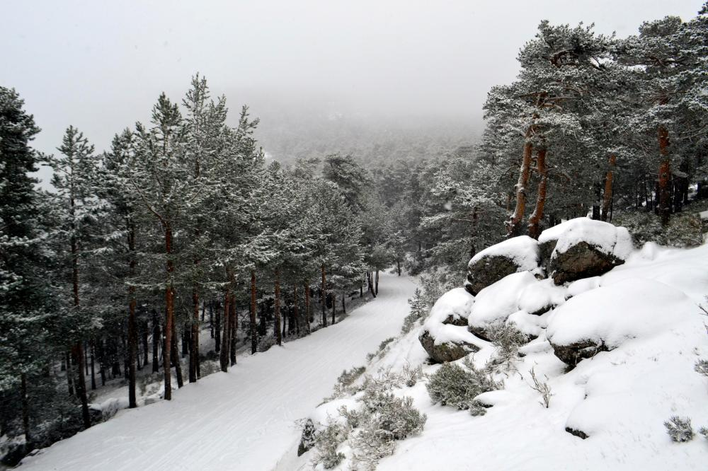 High Pass - Cercedilla