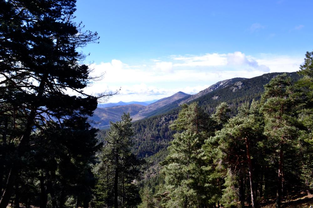 Monte Abantos views