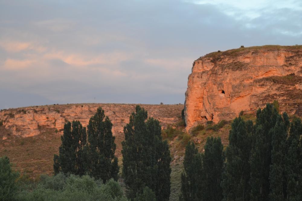 Cliffs Segovia